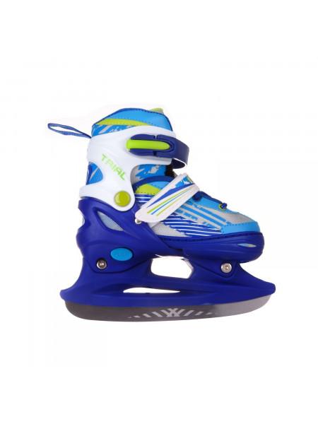 Раздвижные коньки RGX TRIAL синий