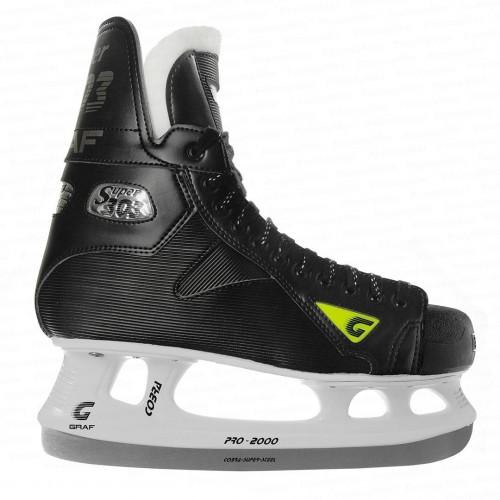 Хоккейные коньки Graf SUPRA 303 OS COBRA 2000