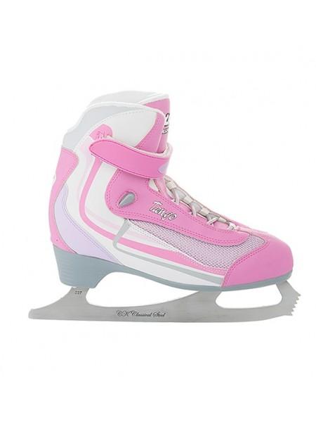 Фигурные коньки СК (Спортивная Коллекция) Tango розовый