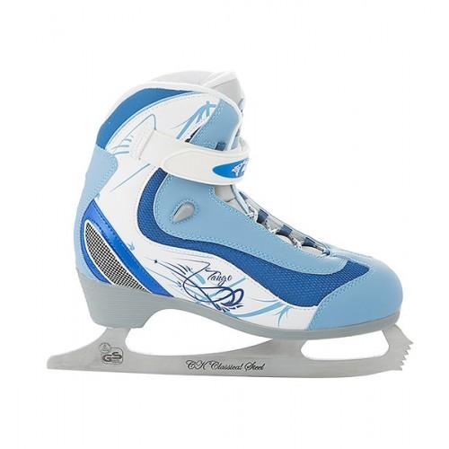 Фигурные коньки СК (Спортивная Коллекция) Tango синий