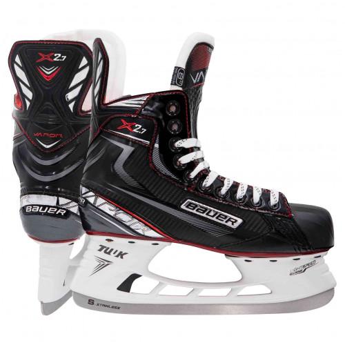 Хоккейные коньки Bauer Vapor X2.7 EE, черный
