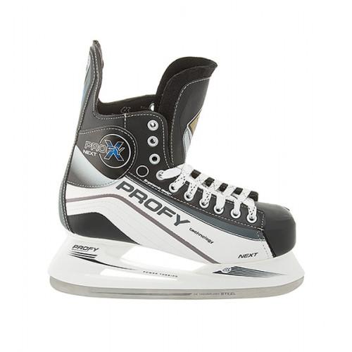 Хоккейные коньки СК (Спортивная Коллекция) Profy Next X черный