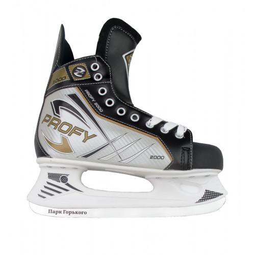 Хоккейные коньки СК (Спортивная Коллекция) Profy Z 2000 ПГ