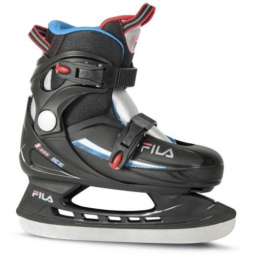 Прогулочные коньки для проката Fila J-ONE ICE RTL черный