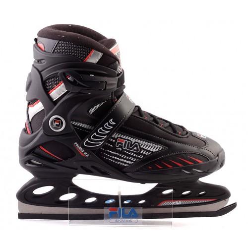 Прогулочные коньки Fila PRIMO ICE черный/красный