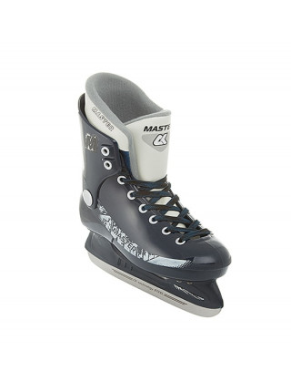 Хоккейные коньки СК (Спортивная Коллекция) Master Deluxe черный
