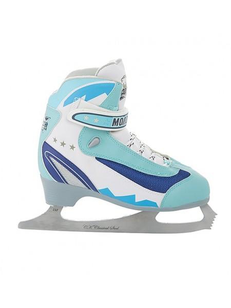 Фигурные коньки СК (Спортивная коллекция) Молодежка MFS синий