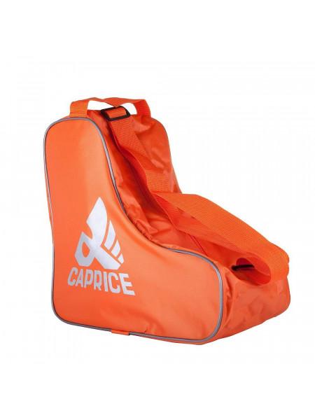 Сумка спортивная Alpha Caprice для коньков и роликов (малая) оранжевая