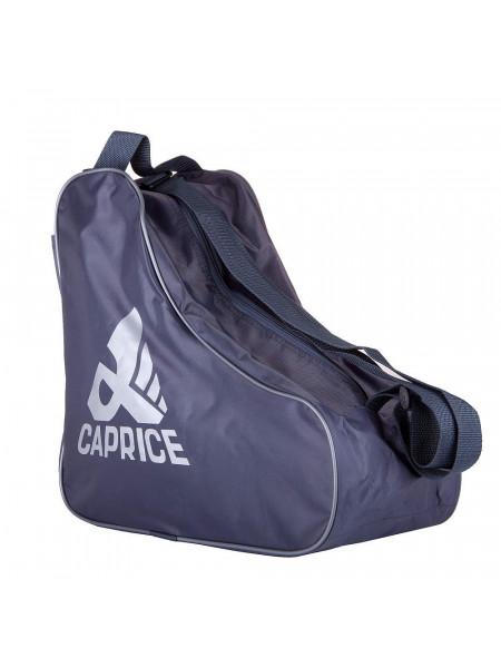 Сумка спортивная Alpha Caprice для коньков и роликов (малая) серая