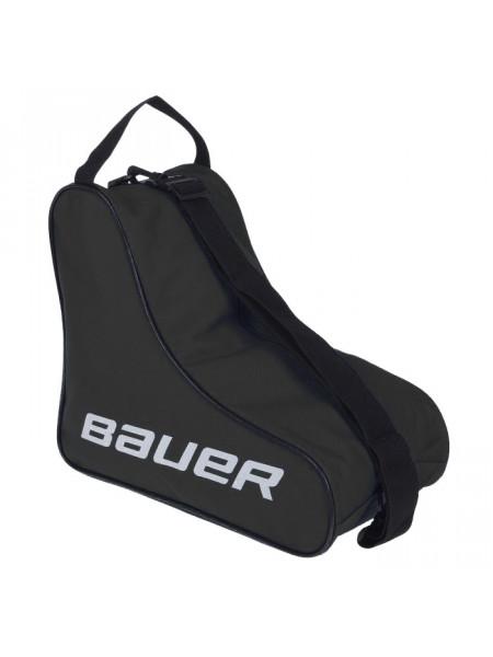 Сумка Bauer для коньков и роликов черный