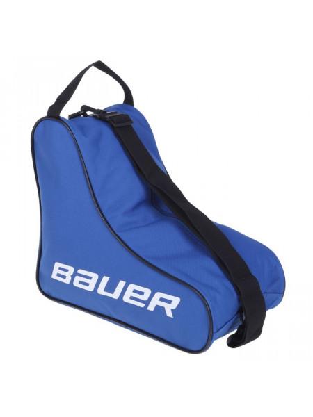 Сумка Bauer для коньков и роликов синий