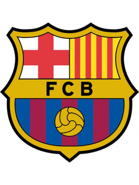 Комплект наклеек ФК Барселона 3 шт
