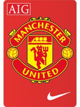 Комплект наклеек ФК Манчестер Юнайтед 3 шт