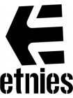 Комплект наклеек Etnies (4 шт)