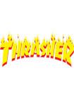 Комплект наклеек Thrasher (3 шт)
