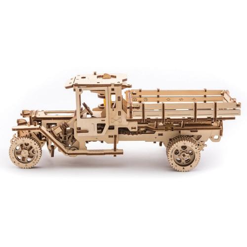 Деревянный конструктор UGEARS Грузовик UGM-11