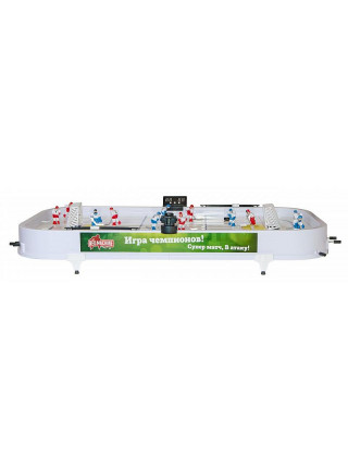 Настольный хоккей «Юниор» (96 x 55 x 19.5 см, цветной, электронное табло)