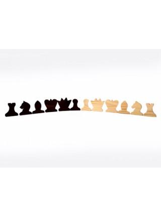 Шахматы настенные демонстрационные 810*810 Орловская ладья