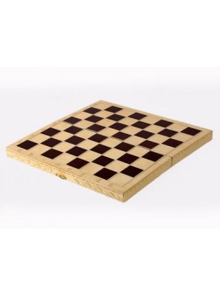 Шахматы обиходные инкрустированные 290*145*38 Орловская ладья