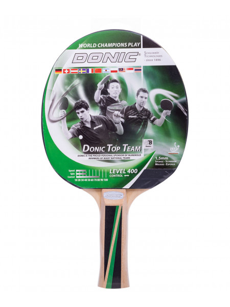 Ракетка для настольного тенниса Donic Top Team 400