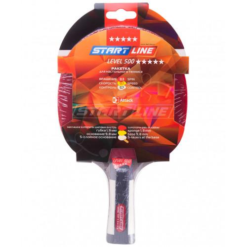 Ракетка для настольного тенниса Start Line Level 500, 12604
