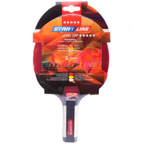 Ракетка для настольного тенниса Start Line Level 500, 12605