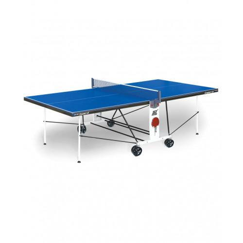 Стол для настольного тенниса Start Line Compact LX, с сеткой