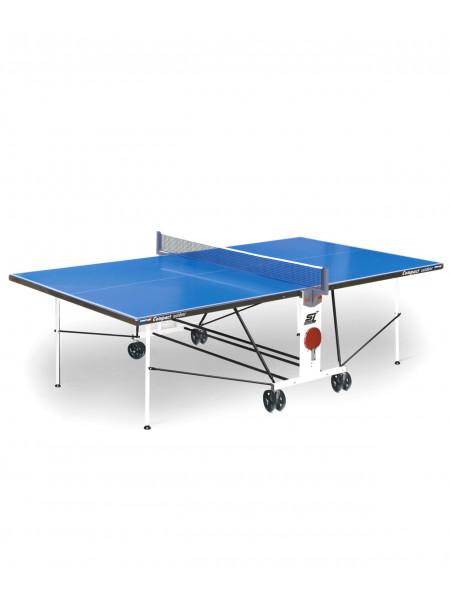 Стол для настольного тенниса Start Line Compact Outdoor LX, с сеткой