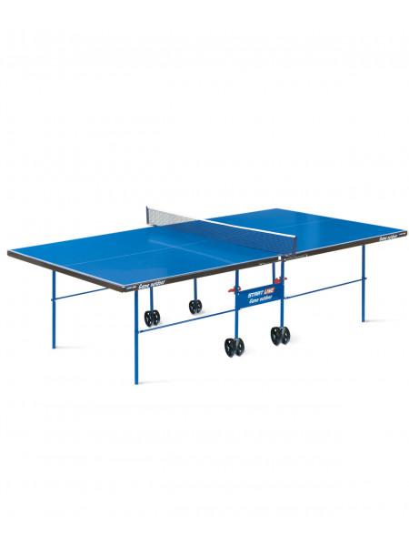 Стол для настольного тенниса Start Line Game Outdoor, с сеткой