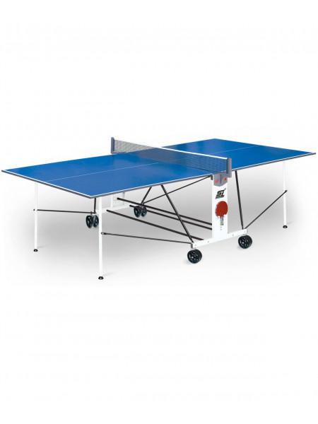 Стол для настольного тенниса Start Line Compact Light LX, с сеткой