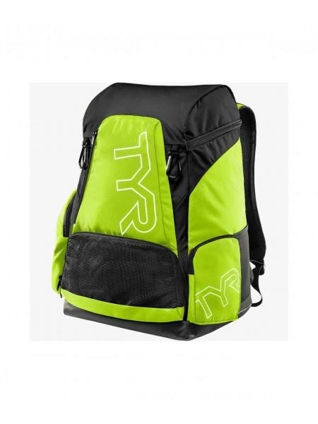 Рюкзак TYR Alliance 45L Backpack, LATBP45/730, желтый