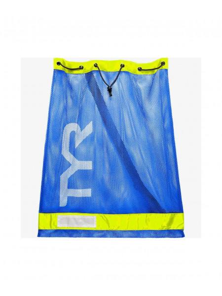 Сумка TYR Swim Gear Bag, LBD2/484, голубой