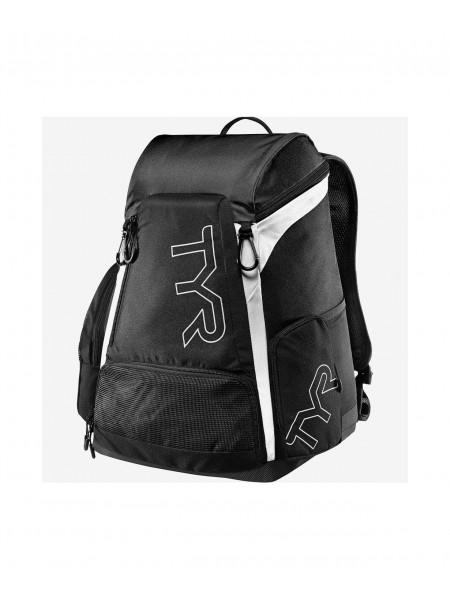 Рюкзак TYR Alliance 30L Backpack, LATBP30/001, черный/белый