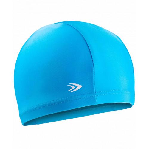 Шапочка для плавания LongSail детская, полиамид, синий
