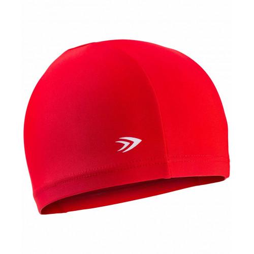 Шапочка для плавания LongSail детская, полиамид, красный