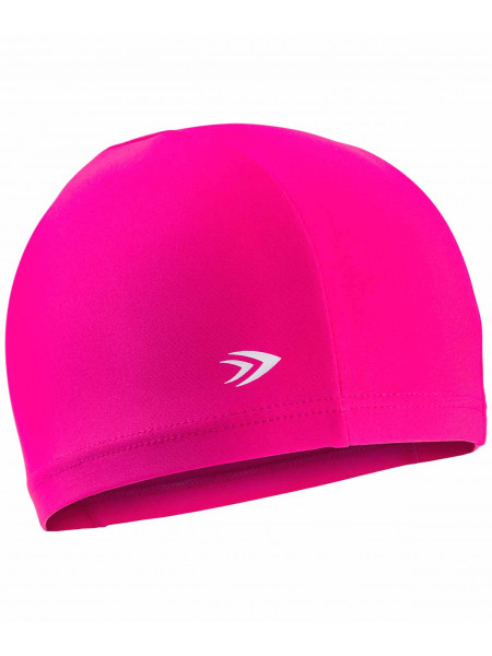 Шапочка для плавания LongSail детская, полиамид, розовый