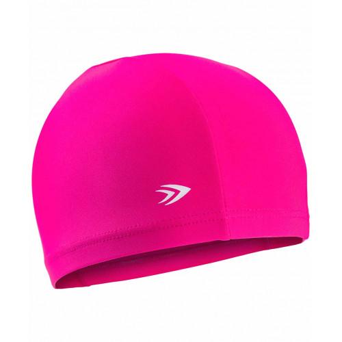 Шапочка для плавания LongSail, полиамид, розовый