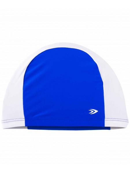 Шапочка для плавания LongSail, полиамид, темно-синий/белый