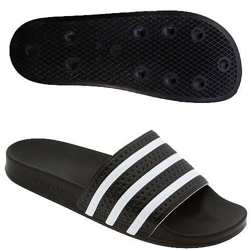 Сланцы Adidas Adilette, черный