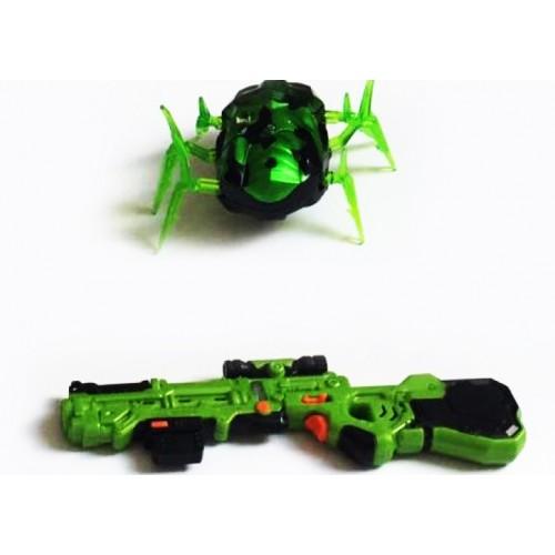 Лазерный пистолет с движущейся мишенью Паук на р/у Winyea W7003