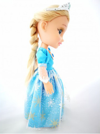Интерактивная кукла Холодное сердце Принцесса Эльза 35 см Winyea 33321