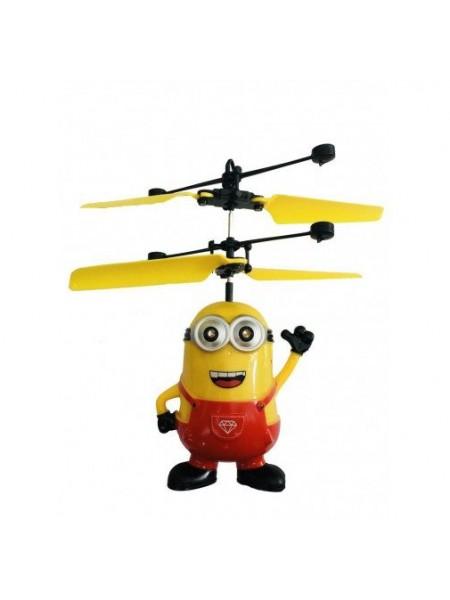 Летающий миньон *Дэйв* со светящимися глазами CS Toys 388A