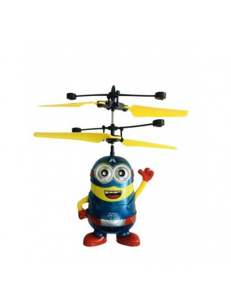 Летающий миньон *Дэйв* со светящимися глазами CS Toys 388B