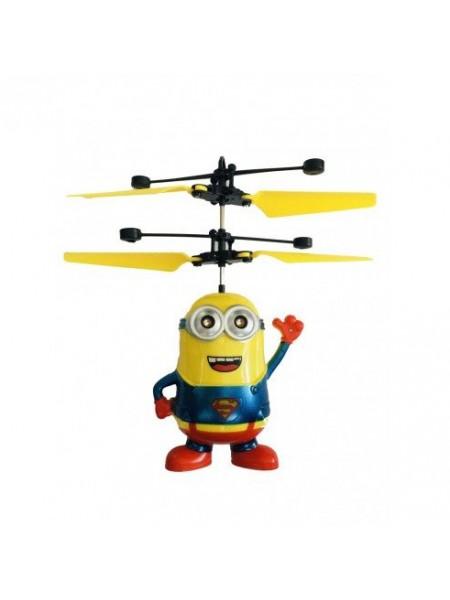 Летающий миньон *Дэйв* со светящимися глазами CS Toys 388C