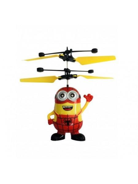 Летающий миньон *Дэйв* со светящимися глазами CS Toys 388D