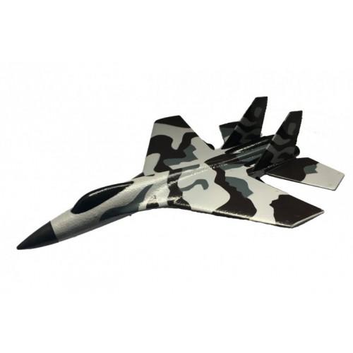 Радиоуправляемый самолет SU-35 CTF 2.4G WL Toys FX820