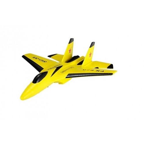 Радиоуправляемый самолет SU-35 CTF 2.4G WL Toys FX820Y