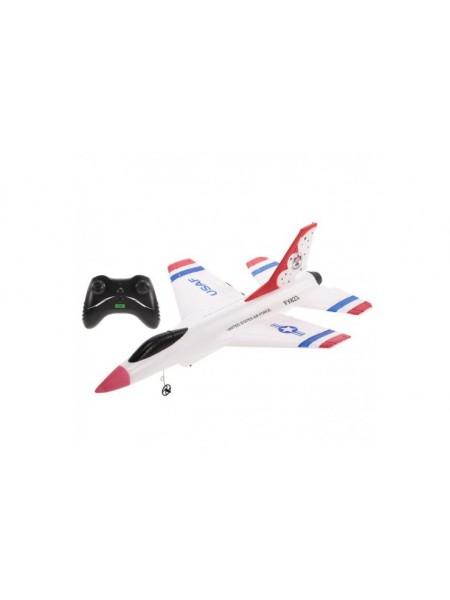 Радиоуправляемый самолет CTF 2.4G RC Airplane WL Toys FX823