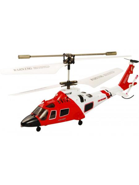 Радиоуправляемый вертолет с гироскопом Syma s111g