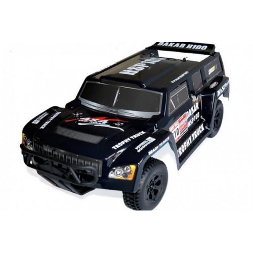 Радиоуправляемый внедорожник HSP Trophy Truck DAKAR H100 4WD 1:10 HSP 94128-12894